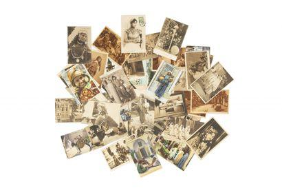 Albums de Cartes postales sur la Tunisie