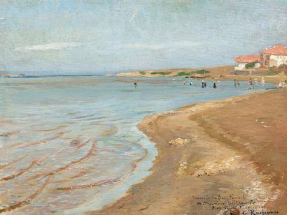 Georges Antoine ROCHEGROSSE (Versailles 1859 - Alger 1938)