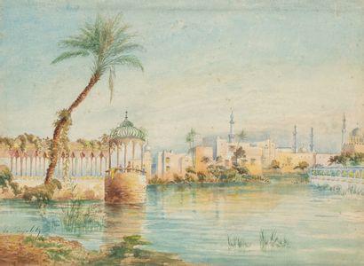 Amable  CRAPELET (Auxerre 1882 - Marseille 1867)