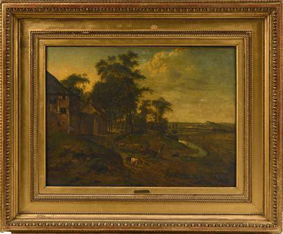 Jan WYNANTS (Haarlem 1631/32 - Amsterdam...