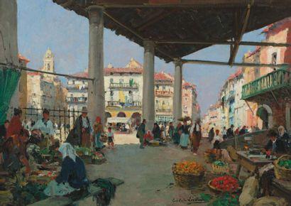 Paul Emile LECOMTE (Paris 1877-1950)