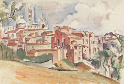 André LHOTE (Bordeaux 1885-Paris 1962)