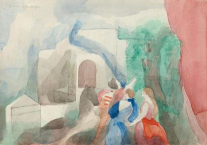 Marie LAURENCIN (Paris 1883-1956)
