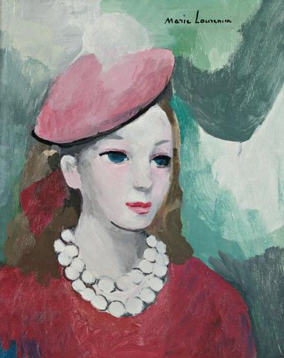 Marie LAURENCIN (Paris 1885-1956)