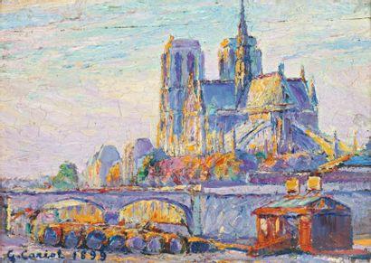 Gustave CARIOT (Paris 1872 - 1950)