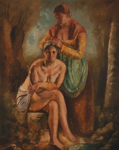Charles DUFRESNE (Millemont 1876-La Seyne 1938)