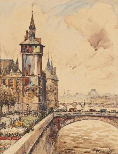 FRANK- WILL (Nanterre 1900-1951)