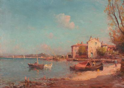 Henry MALFROY (Martigues 1895-1944)