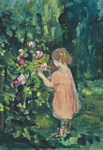 Pierre LAPRADE (Narbonne 1875- Fontenay aux Roses 1931)