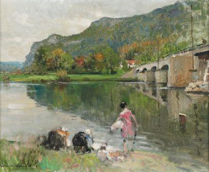 Jules René HERVE (Langres 1887-1981)