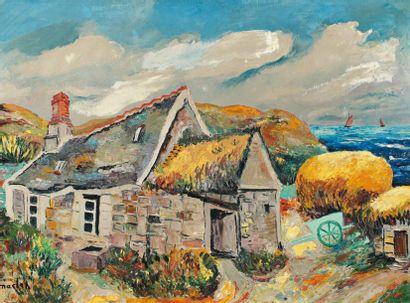 Elisee MACLET (Lyons en Santerre 1881-Paris 1962)