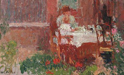 Joseph DELATTRE (Deville-Lès-Rouen 1858-Petit-Couronné 1912)