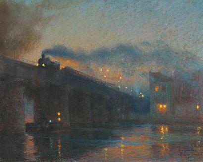 Henry BOUVET (Marseille 1859-Paris 1945)