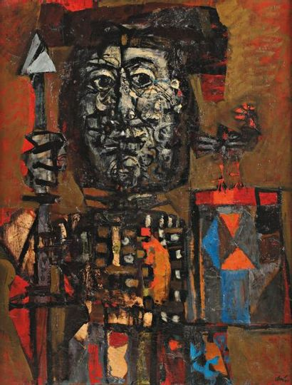 Antoni CLAVE (1913-2005)