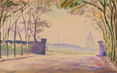 Albert MARQUET (Bordeaux 1875-Paris 1947)