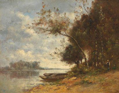 Paul Désiré Trouillebert (Paris 1829-1900)