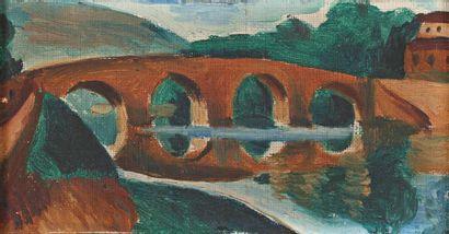 André DERAIN (Chatou 1880-Garches 1954)
