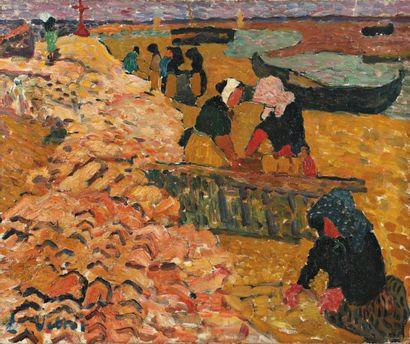 Louis VALTAT (Dieppe 1869-Paris 1952)