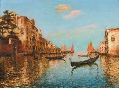 Albert Ferdinand Duprat (Venise 1882-? 1912)