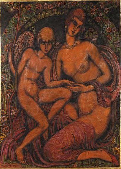 Gustave GILLOT (La Havre 1888-Paris 1965)