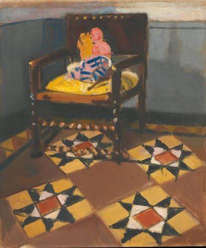 Jean Vanden EECKHOUDT (Bruxelles 1875-Bourgeois -Rixensart 1946)