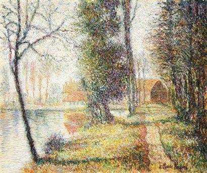Hughes Claude Pissarro b.1935 (French)