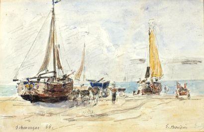 Eugene Louis Boudin 1824-1898 (French)