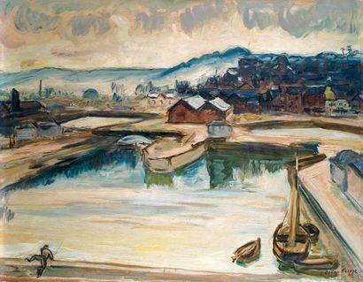 Achille Emile Othon Friesz 1879-1949 (French)