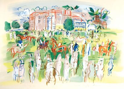 Raoul Dufy 1877-1953 (French)