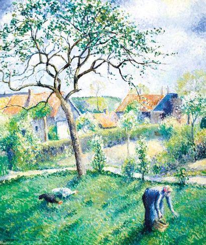 Georges Manzana- Pissarro 1871-1961 (French)