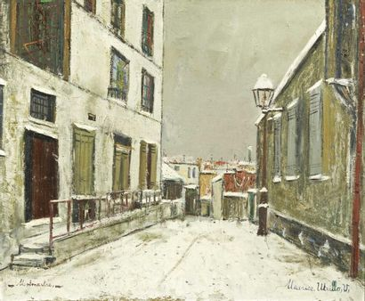 Maurice Utrillo 1883-1955 (French)
