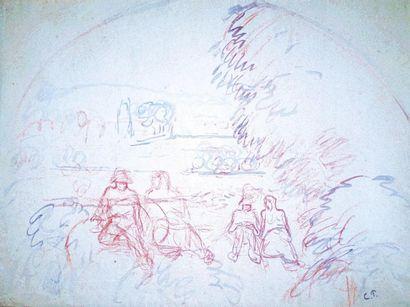 Camille Pissarro 1830-1903 (French)