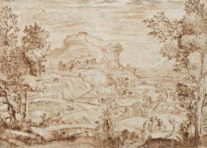 Domenico Campagnola (1484-1550)