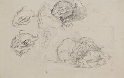 Eugène Delacroix (Charenton-Saint-Maurice 1798 - Paris 1863)