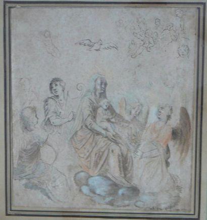 Ecole allemande du XVIIème siècle
