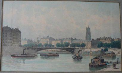 Vincent Blatter (Naples 1843 - 1913)
