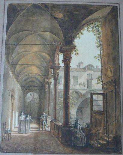 Ecole lyonnaise du XIXème siècle