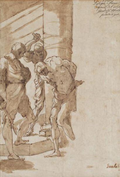 Ubaldo Gandolfi (Mattéo Della-Decima 1728 - Ravenne 1781)