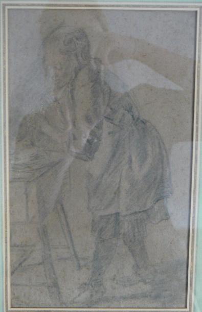 Attribué à Balthasar Van den Bosch (Anvers 1681 - Anvers 1715)