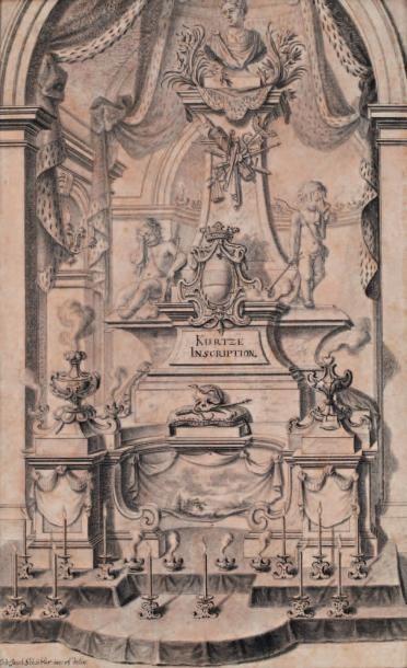 Johann Jakob Schubler (Nuremberg 1689 - 1741)