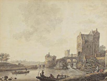 Ecole flamande du XVIIIème siècle