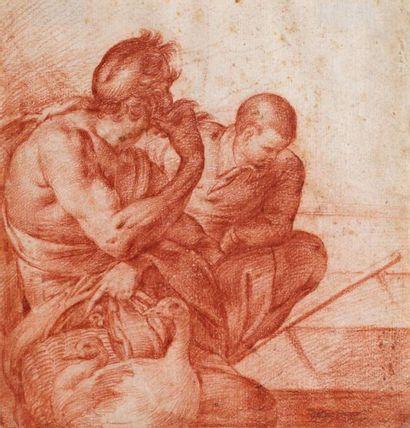 Ecole d'Italie du nord vers 1600