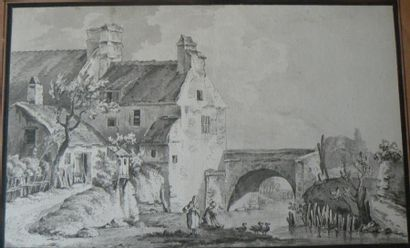 Jean Georges Wille (Giessen 1705 - Paris 1808)