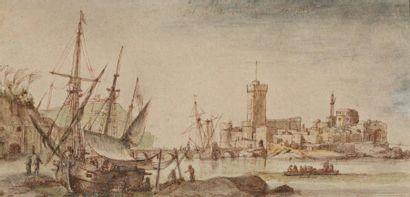 Ecole flamande du XVIème siècle