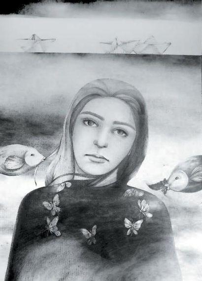 Asal FALLAH (1983-) Iranian