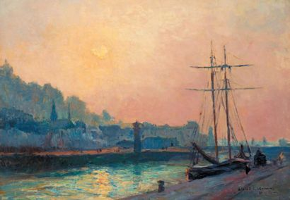 Albert LEBOURG (1849-1928) French