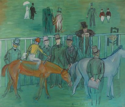 Raoul DUFY (1877-1953) French
