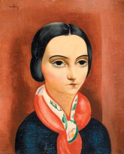 Moïse KISLING (1891-1953) Polish