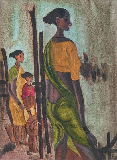 B. PRABHA (1933-2001) Indian