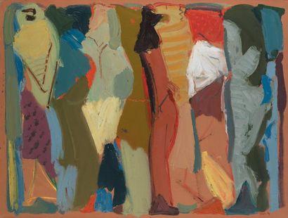 Paul GUIRAGOSSIAN (1926-1993) Lebanese